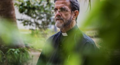 """""""O mundo não tem ideia do que está a acontecer"""", dizia em 2020 o ainda então Bispo de Cabo Delgado Luiz Fernando Lisboa."""