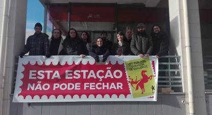 Fotografia da página de Facebook do Bloco de Esquerda de Vila Real