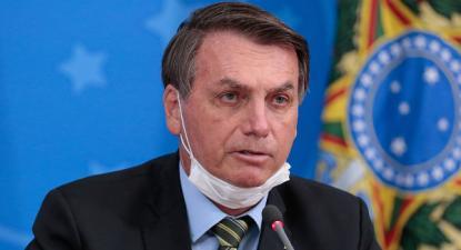 A recusa de Trump e Bolsonaro, em aceitar a própria realidade, revela o perigo incalculável de se entregarem países a fascistas em processos eleitorais - Foto de  Bolsonaro de Carolina Antunes/Agência Brasil