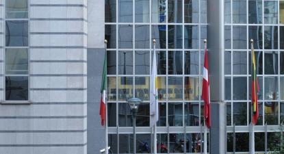Parlamento Europeu. Fotografia de Paulete Matos