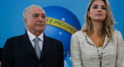 Temer, Presidente do Brasil