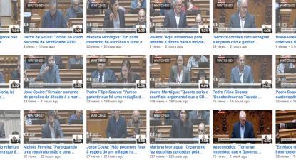 Miniaturas dos vídeos das intervenções dos deputados do Bloco na discussão do Orçamento do Estado para 2017.