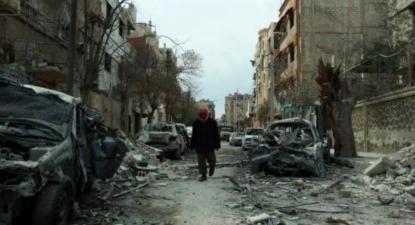 Fotografia: Hamza Al-Ajweh/AFP