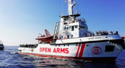 Foto: Proactiva/Open Arms.