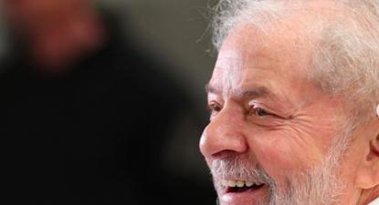 Fotografia: página de Instagram de Lula