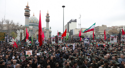 Fotografia: Hamid Vakili/Tehran Times