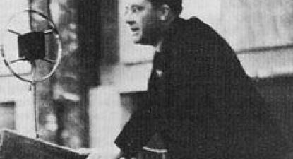 Carl Schmitt.