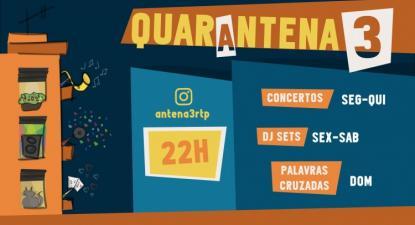 Cartaz geral QuarAntena3