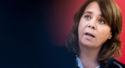 Catarina Martins.