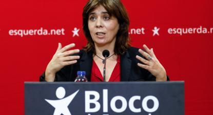 """Catarina Martins diz que OE 2018 """"devolve mais de 1.500 milhões de euros a quem vive do seu trabalho em Portugal"""""""