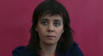 Catarina Martins: Alguém ficou com o que não é seu. Foto de Paulete Matos