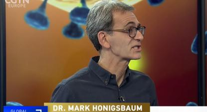 Mark Honigsbaum, professor e historiador de Medicina na City University of London e autor do livro The Pandemic Century, publicado no ano passado.