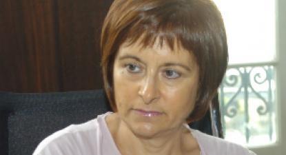 Celeste Amaro, Diretora Regional de Cultura do Centro.
