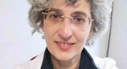 Célia Rodrigues é fisioterapeuta no Centro de Saúde de Mangualde