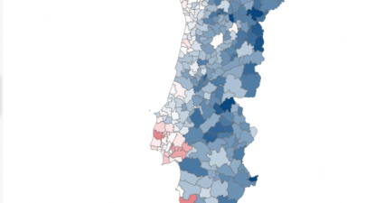 Censos 2021 - infografia do INE
