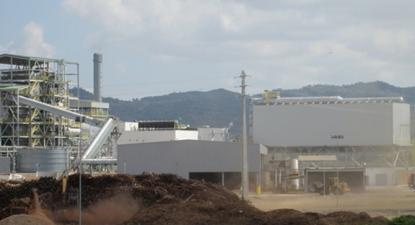 Central de Biomassa do Fundão - Foto de Fernanda Pereiçalvesa/Interior do Avesso