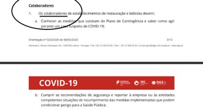 """O conceito """"colaborador"""" não existe em Direito Laboral em Portugal"""