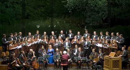 Coro Gulbenkian via gulbenkian.pt