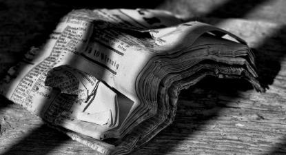 """""""Tem-se verificado uma evolução no que diz respeito aos mass media, no sentido de serem cada vez mais tendenciosos e menos isentos"""" - foto retirada de journalismresearchnews.org"""