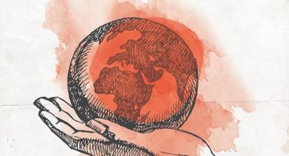 Cartaz do 2º Encontro Nacional Pela Justiça Climática