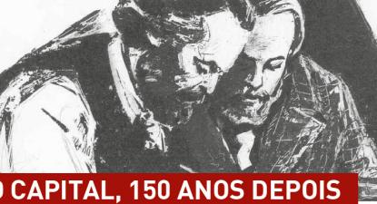 Cursos de leitura d'O Capital de Karl Marx no Porto e em Lisboa