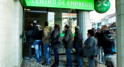 Centro de Emprego - Foto de Miguel A. Lopes/Lusa