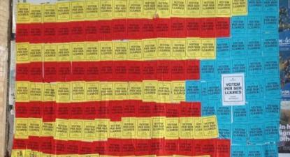 Catalunha: Prisão preventiva para líderes independentistas