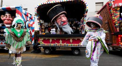 Carnaval em Aalst