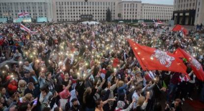 """Bielorrússia: opositores detidos por """"colocarem em risco a segurança nacional"""""""