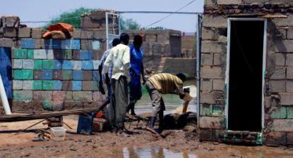 Em 2020, as cheias no Sudão levaram o Governo a decretar três meses de estado de emergência.
