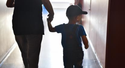 Crianças e jovens em risco