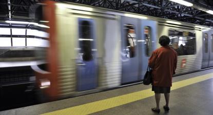 Metro de Lisboa. Foto de Paulete Matos.