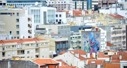 """Bloco propõe Serviço Nacional de Habitação, """"um pouco à semelhança do Serviço Nacional de Saúde"""" - Foto de Paulete Matos"""