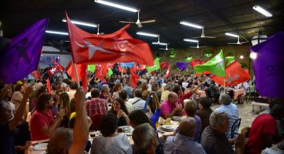 Bloco de Esquerda elegeu 12 vereadores, 120 deputados municipais e 201 de freguesia – Foto de Paulete Matos