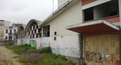 A Panreal é um importante edifício da fase final do Movimento Moderno Português, único na zona de Vila Real - Fotos do blogue espacillimite.blogs.sapo.pt