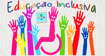 Educação Inclusiva - imagem do Agrupamento de Escolas de Mafra