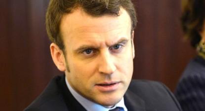 Emmanuel Macron, EPA/Lusa