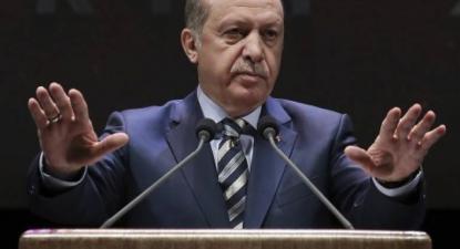 Recep Tayyip Erdogan, Presidente da Turquia. Foto inhttps://en.zamanalwsl.net