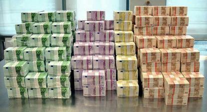 """É verdade que """"Portugal nunca recebeu tanto dinheiro""""? Não, não é! - Foto de Araña1404/flickr"""