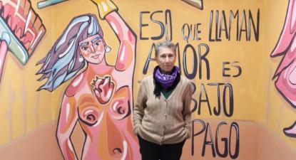 Silvia Federici: a Argentina é o país do mundo onde o feminismo está no ponto mais alto.