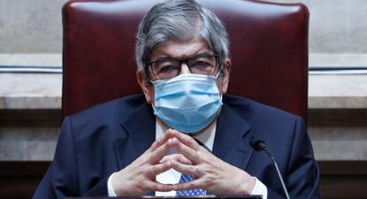 Eduardo Ferro Rodrigues, Presidente da Assembleia da República - Foto de António Cotrim/Lusa
