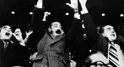 Festejos do ditador Videla durante o Mundial de 1978