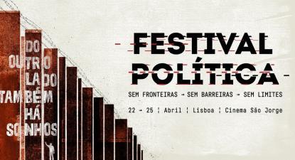 5º edição do Festival Política regressa a Lisboa
