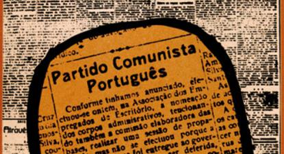 """Notícia do jornal """"A Batalha"""" da assembleia de fundação do Partido Comunista Português – avante.pt"""