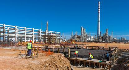 A destruição dos 5 mil postos de trabalho representam umaperda de 1% do Produto Interno Bruto (PIB) na Área Metropolitana do Porto. Foto via galp.com.
