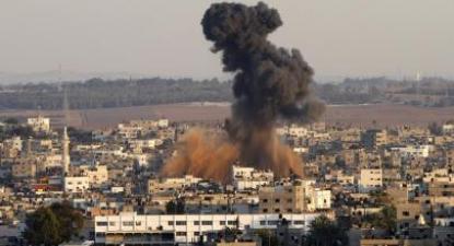 Bombardeio a Gaza: Hamas diz que Israel se vai arrepender da invasão terrestre