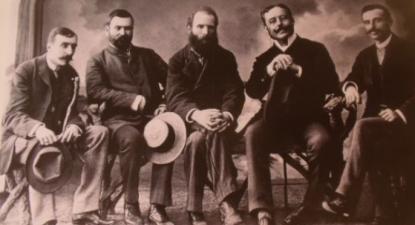 A chamada Geração de 70 foi influenciada pela Comuna de Paris.