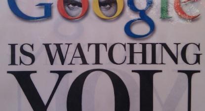 """""""A Google tem um novo departamento de relações públicas"""", imagem de surrealpenguin/flickr"""