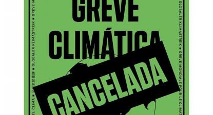Greve climática estudantil de 13 de março de 2020 foi cancelada