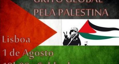 Grito Global pela Palestina